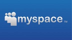 MySpace powraca